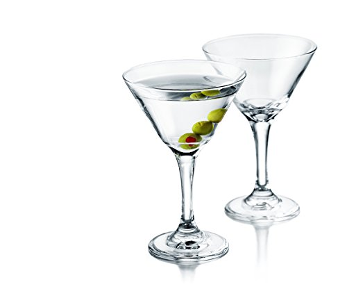 Libbey Glassware 3779 Embassy Martini Glass, 9 oz.-14 oz. (Pack of 12)