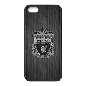 DIY phone case Liverpool Football Club skin cover For iPhone 5, 5S SQ843107