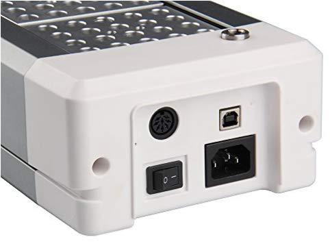 Programmable Dry Bath Incubator Four Block Heater 120v
