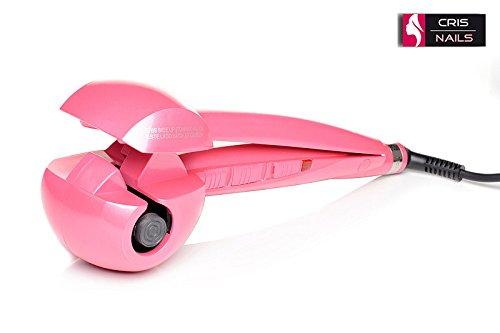 Cris Nails® Beauty Profesional Rizador de Pelo Con la Cerámica ...