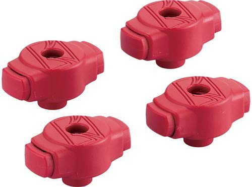Tama Quick Set Cymbal Mate 4-Pack - Red