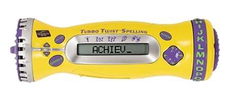 LeapFrog Turbo Twist Spelling