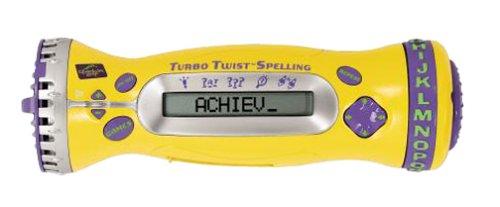 (LeapFrog: Turbo Twist Spelling-colors may var)