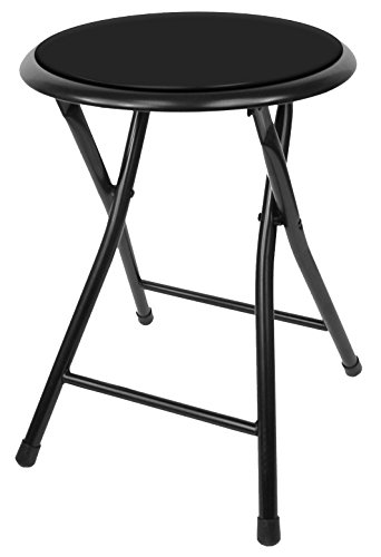 Wee's Beyond 1201 Cushioned Padded Folding Stool by Wee's Beyond