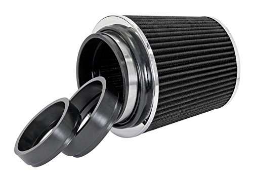 "Spectre 8131 Black 3"" Cone Air Filter"