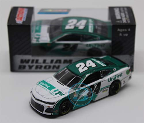 (Lionel Racing William Byron #24 UniFirst 2019 Chevrolet Camaro NASCAR Diecast 1:64 Scale)
