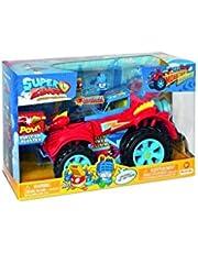 SuperZings S - PlaySet Monster Roller Hero