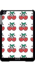 Funda para Apple Ipad Mini - Patrón De La Cereza by AnishaCreations
