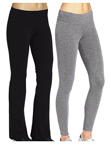 Niceclo Boot Cut Athletic Workout Clothes