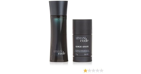 Amazon.com   Giorgio Armani Code Men s Gift Set a9dba1804ca79