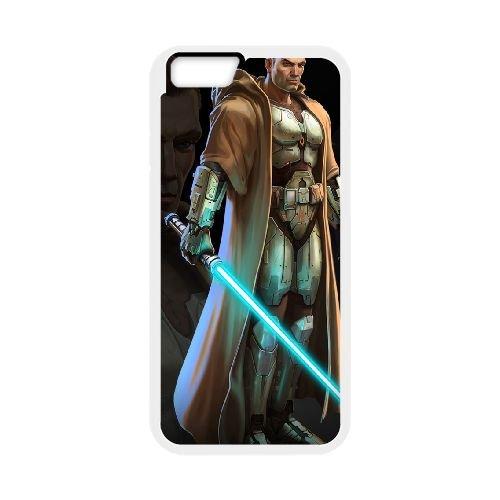 Star Wars The Old Republic 2 coque iPhone 6 4.7 Inch cellulaire cas coque de téléphone cas blanche couverture de téléphone portable EEECBCAAN00532