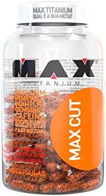 Max Cut 60 Capsulas - Max Titanium por Max Titanium
