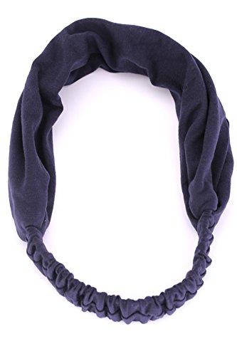 Generic Korean sweat hair and women running sports headband headband non-slip yoga accessories dance scarf broad-brimmed Korea by Generic (Image #4)