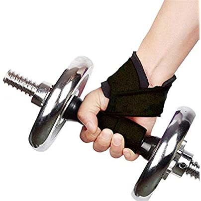 Raybre Art 2pcs Sport Wrist Support Professional Adjustable Weightlifting Bodybuilding Wristband Gym Wrist Guard Strap Estimated Price £4.79 -