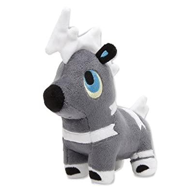Pokemon Center Black And White Pokedoll Plush Doll - 6 - Shimamablitzle by Japan VideoGames