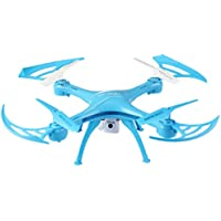 Kanzd 2.4Ghz Quadcopter Camera WiFi FPV Headless Mode Altitude Hold RC UFO Drone