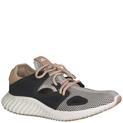 adidas Women's Lux Clima w Running Shoe, Grey Two Fabric, Carbon s, Ash Pearl s, 8 M US