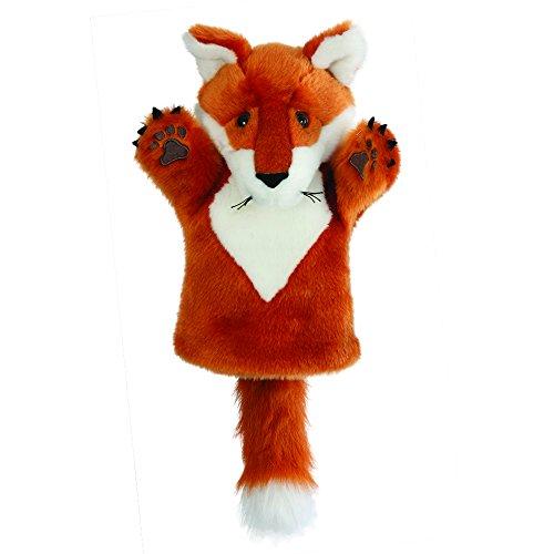 The Puppet Company CarPets Fox Hand ()