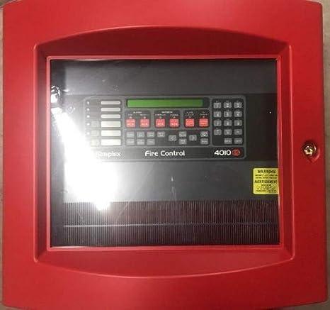 New in Box Simplex 4010ES Fire Alarm Control Panel, Smoke
