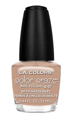 Amazon.com : L.A. Colors Color Craze Nail Polish, Simply : Beauty