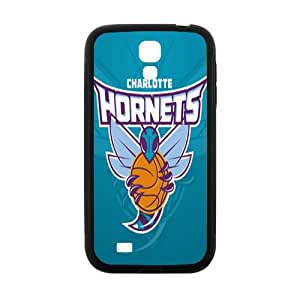 Charlotte Hornets NBA Black Phone Case for Samsung Galaxy S4 Case