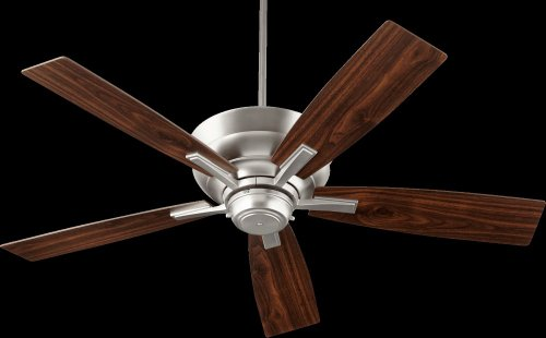 ceiling fan uplight. quorum 94525-65 mercer 52\ ceiling fan uplight