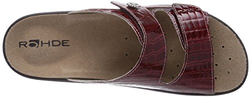 Rohde Herne, Women's Mules Red (Rot 40)