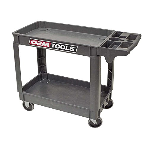 affordable OEMTOOLS 24957 Heavy Duty Service Cart