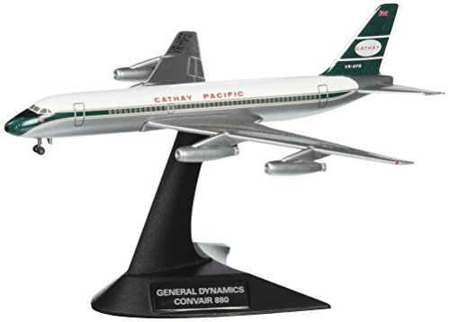 Daron Herpa Cathay Pacific Cv 880 Vehicle  1 400 Scale