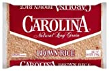 Carolina Natural Long Grain Brown Rice 2 lbs