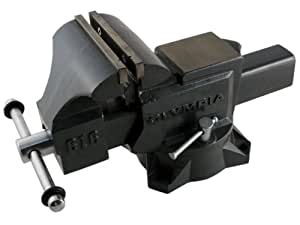 """Olympia Tools 38-616 6"""" Mechanic'S Bench Vise"""