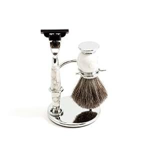 Pure Badger Shave Set