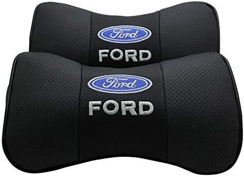 2pcs A Pair Car Neck Pillow Breathable