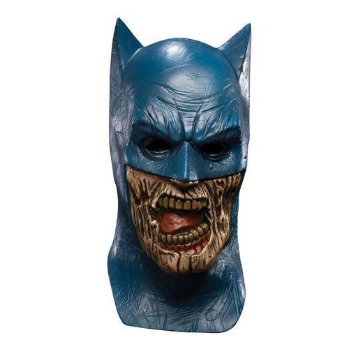 Adult Batman Blackest Night Zombie Overhead Latex Costume Mask]()
