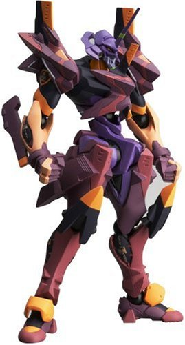 Revoltech: Eva-01 Type F Action Figure by Kaiyodo