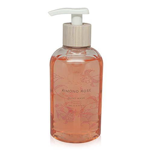 Thymes - Kimono Rose Hand Care (Hand Wash - 8.25 Fl -