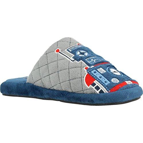 Gioseppo Zapatillas NIÏ¿½Os de estar Por casa, Color Gris, Marca, Modelo Zapatillas NIÏ¿½Os De estar Por Casa Padded pak R Gris gris