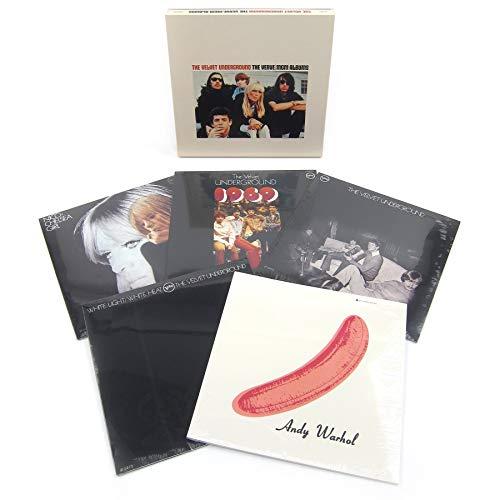 The Velvet Underground: The Verve / MGM Albums Vinyl 5LP Boxset
