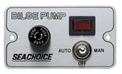 Seachoice Bilge Pump Control Switch 12 V 3-1/2 In. L X 2 In. ()