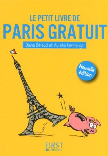Petit Livre de Paris gratuit (French Edition)