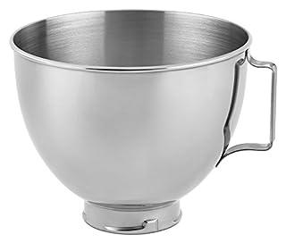 KitchenAid Stainless Steel Bowl K45SBWH, 4.5-Quart (B00004SGFT) | Amazon Products