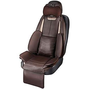 ZJ- Massage Cushion Massage Cushion, Car Massage Cushion Cervical Massager Neck Shoulder Waist Massager Body Multifunctional Massage Cushion Massage Mat (Size : 43x42x78cm)