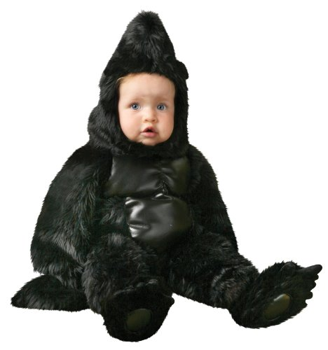 Palamon unisex-child Little Boys' Gorilla Costume Infant (Gorilla Costumes Child)