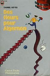 Des fleurs pour algernon. collection castor poche n° 613