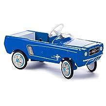 Hallmark QEP2129 Kiddie Car Classics 1965 Ford Mustang Pedal Car by Hallmark