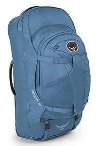 Osprey Packs Farpoint 55 Travel Backpack, Caribbean Blue, Small/Medium