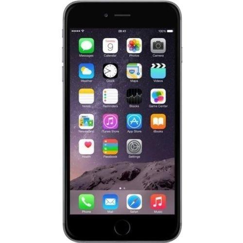 Apple iPhone 6 16GB Unlocked, Space Grey (Refurbished)