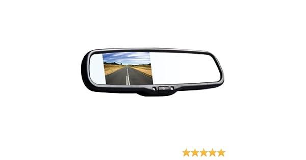 BOYO VTM43ME Rear View Mirror Monitor
