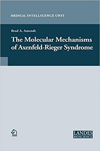 The Molecular Mechanisms of Axenfeld-Rieger Syndrome (Medical Intelligence Unit)
