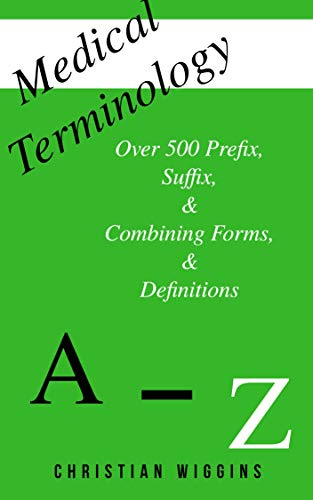 Amazon.com: Medical Terminology Study Kit: Over 500 Prefix ...